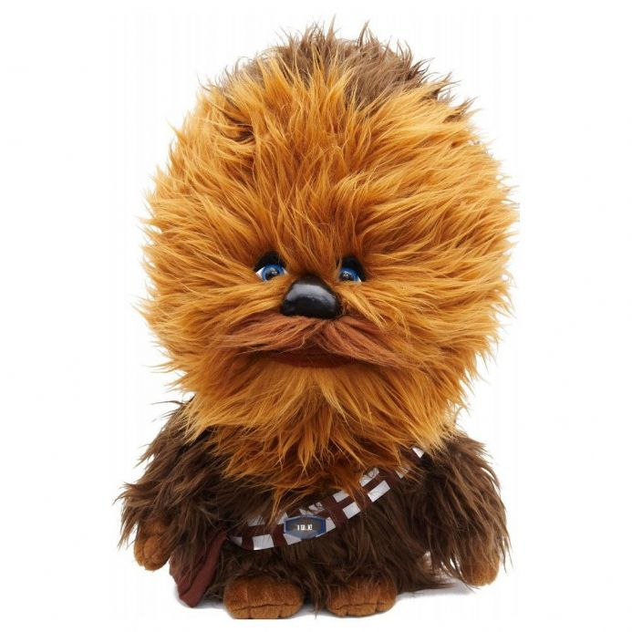 Star Wars 24-inch Deluxe Talking Chewbacca Plush